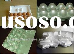 Haiyuan Brand 2012 Newest PS Foam egg tray making machine