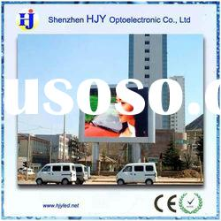High Brightness Outdooe Full Color LED Display
