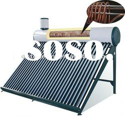 High Pressure Solar Water Heating System For Home