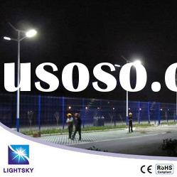 High quality LED solar powered street light