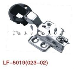 High quality glass cabinet hinge with two holes