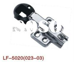 High quality glass hinge with two holes