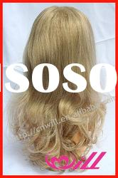 Hot Sale Top Quality Blonde 16 Inch Human Hair Weaving Extensions
