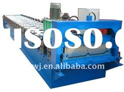 JCH 760 Automatic color steel roll forming machine