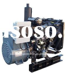 Japan ISUZU Silent Small Diesel Generator Set
