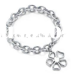Jewelry Accessories Charm 925 Silver Bracelet H007