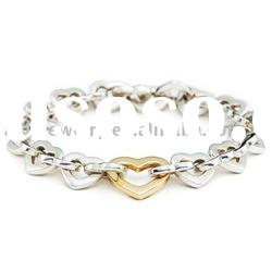 Jewelry Accessories Jewelry gold Yellow Costume Bracelet H036
