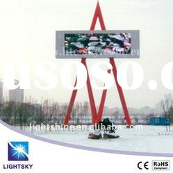 LSO 7000 nit outdoor full color led display board