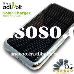 Multi-functional Solar Battery Charger for Smart Mobile phones