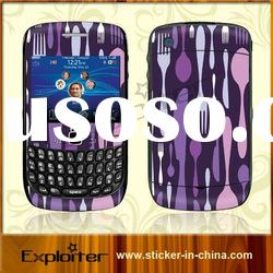Newest mobile phone skin for blackberry curve 8520