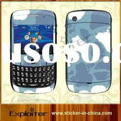 Newest mobile phone sticker for blackberry curve 8520