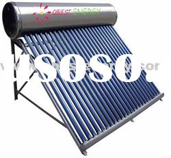 Non Pressure Solar Water Heater System