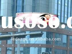 P16 outdoor advertising led panel for supermarket or department store