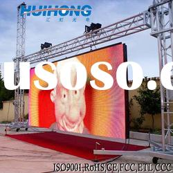 P16 outdoor full color hanging rental led display