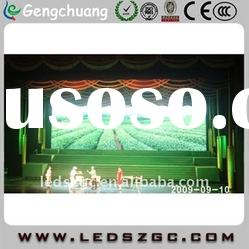P7.62 full color rental led display with good show and economical price