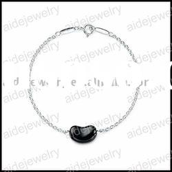 Popular silver charms bracelet & fashion charms silver jewelry YH (36)