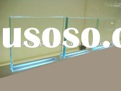 QINGDAO 8mm glass wall decorative panels