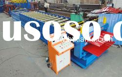 Roof/Wall Panel Metal Sheet Roll Forming Machine XF1065/1010