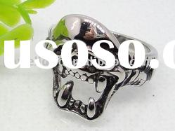 Skull Stainless Steel Jewelry Rings