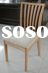 Solid oak Modern Dining Chair--duning room furniture