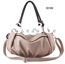 TELI elegant handbag with high quality pu bag