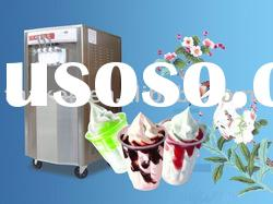 TK938 soft ice cream maker with CE---Floor standing