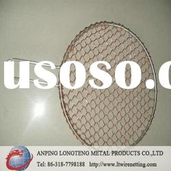 Various types galvanized Barbecue grill wire netting