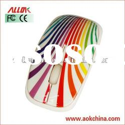 Water Printing 3D Optical Mouse Driver 1000DPI