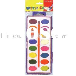 Water color cake, Paint set,Drawing set,Art set,Artist set.