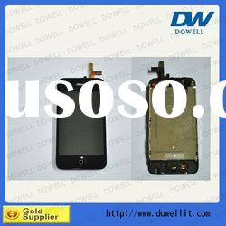 Wholesale For iphone3G LCD with Digitizer assembly white