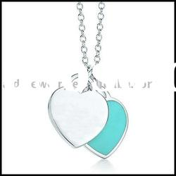 Wholesale silver charms & pendent charms necklace