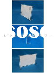 acrylic photo frame/picture frame/photo holder