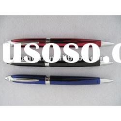 baoer ball pen with assorted colour for promotional