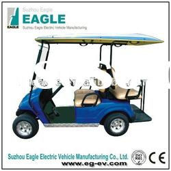 battery operated electric golf car/golf cart/utility vehicle 4 seater EG2028KSF02