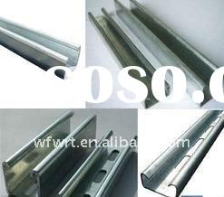 cold rolled c section steel cold bending section steel C channel