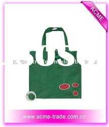 eco folding shopping bag