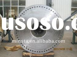 fan shaft,Wind Power shaft for Wind Turbine Generator