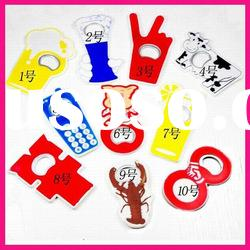 fashion promotional beer bottle opener gifts for advertising