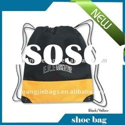 hot sale drawstring shoes bag