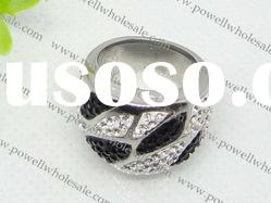 hot sale wedding rings stainless steel ring