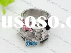 hot sell 316L Stainless Steel Ring