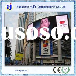 hotest display wall PH10mm outdoor advertising video screen
