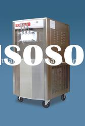 ice cream maker machine with precooling system