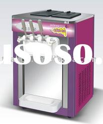ice cream maker machine with rainbow funtion