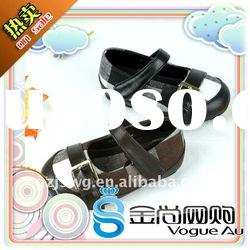 latest high quality hot sale and fashion design baby ballet shoes 2011/kid shoes are new arrival