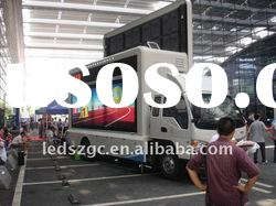 outdoor SMD5050 led display with high brightness and super light weight