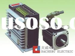 permanent magnet synchronous ac servo motor drive