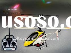 rc 2.4G 4CH metal Medium-sized remote control helicopter