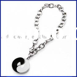 silver charm bracelet jewelry wholesale jewelry