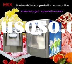 table top ice cream machine/Thakon soft ice cream machine/Freezing yogurt ice cream machine